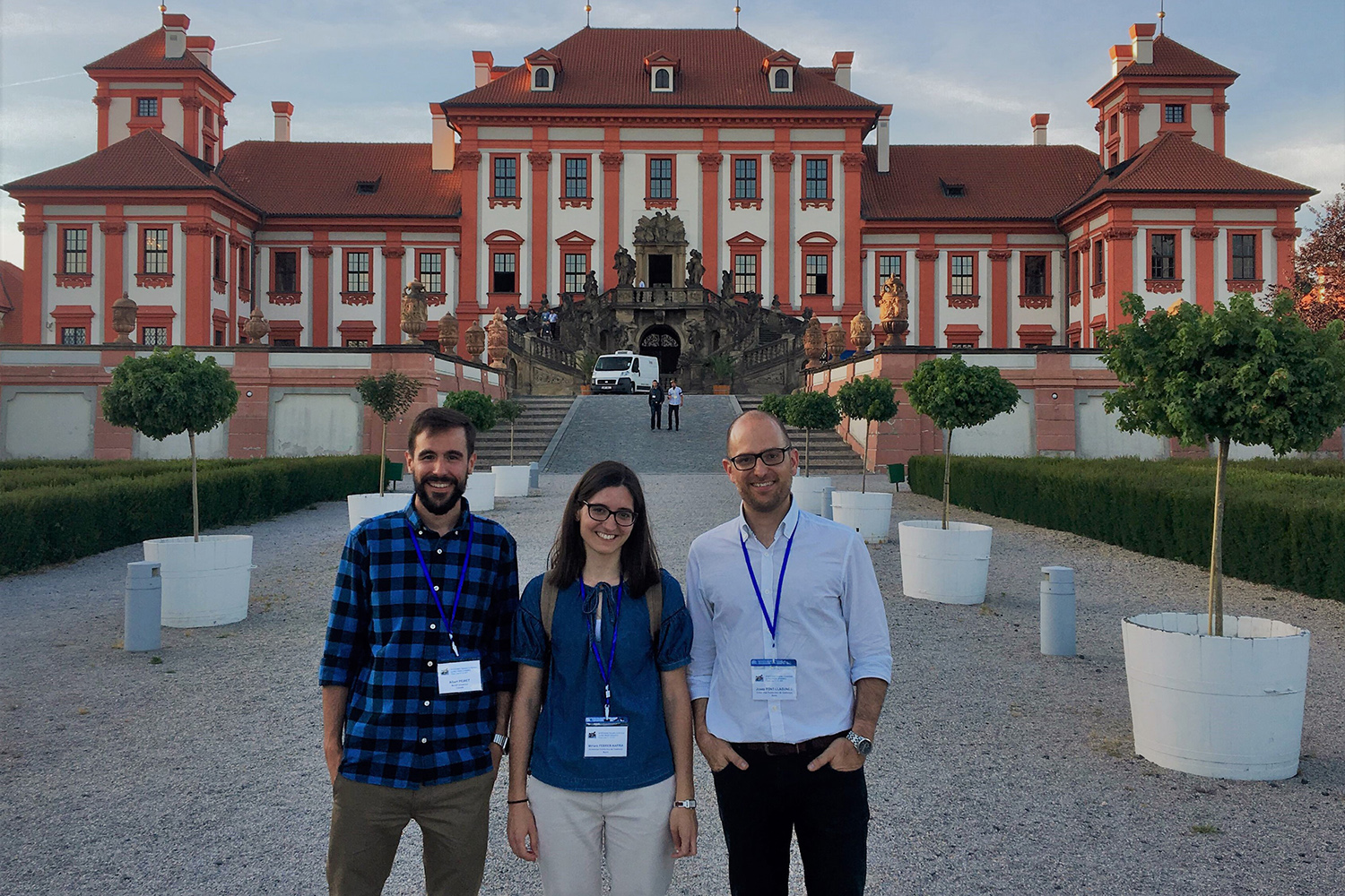 BIOMEC researchers at Multibody 2017 and ESB 2017