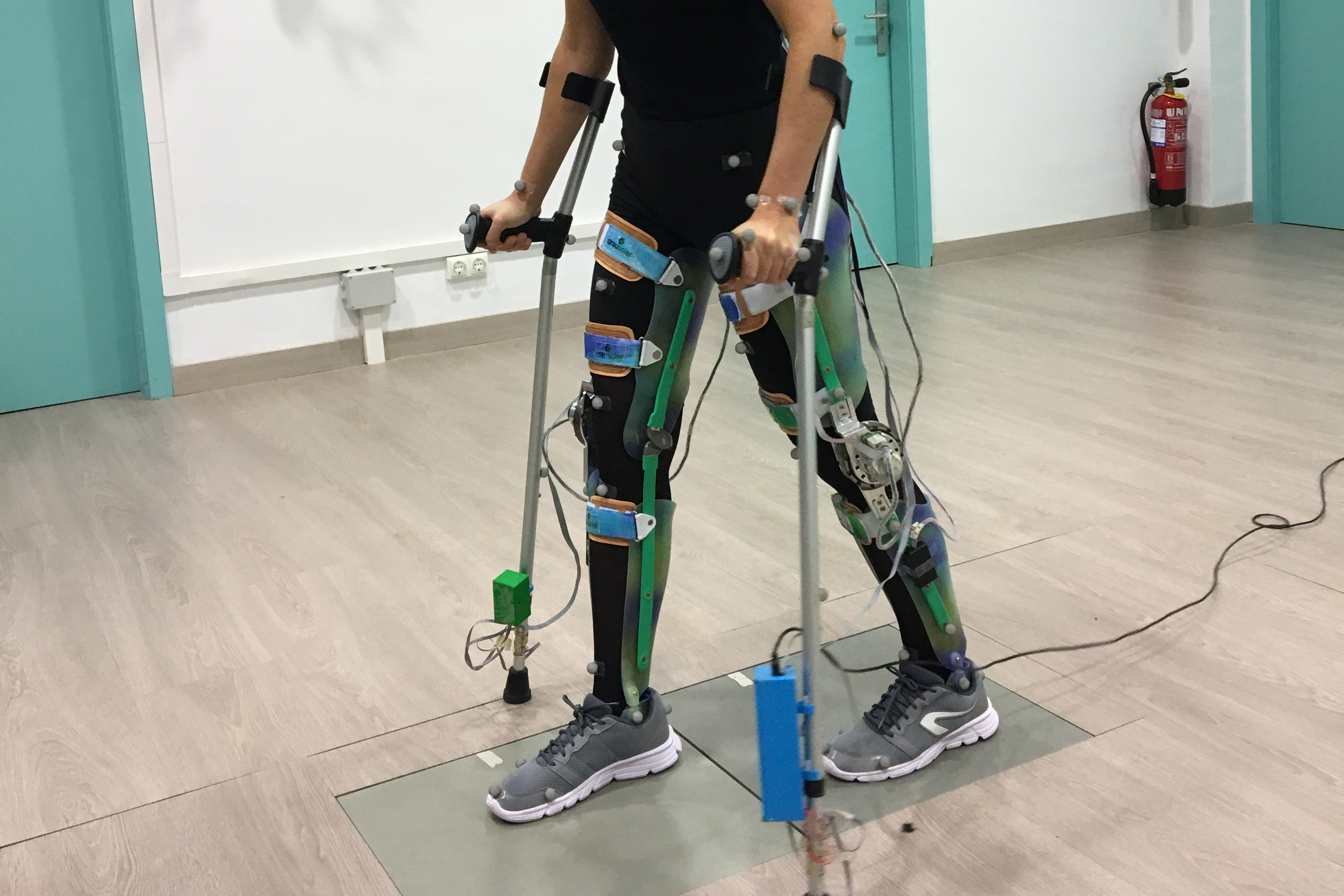 Personalized robotic exoskeleton controller design for assisted walking